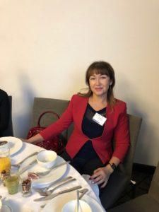 Представители Ассоциации ЛУАН приняли участие в бизнес-завтраке 23 октября 2018 года