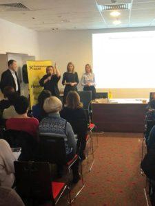 Ассоциация «ЛУАН» побывала на тренинге по СПИН-продажам от Райффайзенбанк