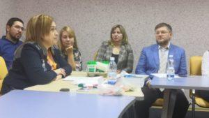 19 декабря руководитель Агентства недвижимости «Золотой ключик» и Президент ассоциации «ЛУАН» Ольга Миронова посетила с рабочим визитом г. Арзамас.