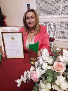 Директор Агентства недвижимости «Золотой ключик» признана «Лучшим Руководителем Года»