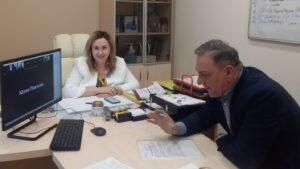 Специалист по финмониторингу стал гостем Клуба директоров «ЛУАН»